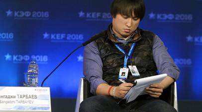Экс-игрок КВН подтвердил включение в список кандидатов в сенаторы