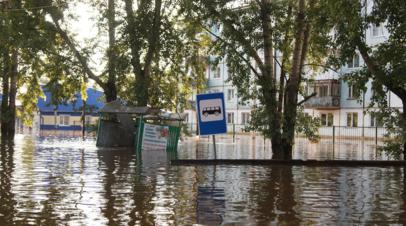 Число жертв наводнений в Иркутской области увеличилось до 24