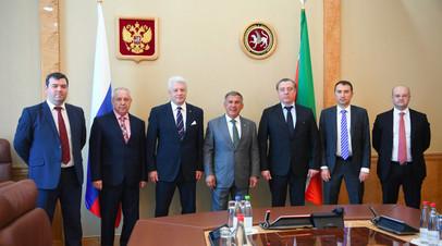 Внешнеторговый оборот Татарстана составил $19 млрд по итогам 2018 года