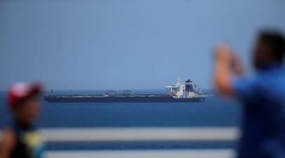 Полиция Гибралтара арестовала капитана задержанного иранского танкера