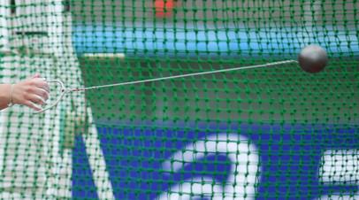 Легкоатлетка Палкина завоевала золото в метании молота на молодёжном ЧЕ