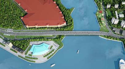 В Москве планируют построить четыре моста до конца года
