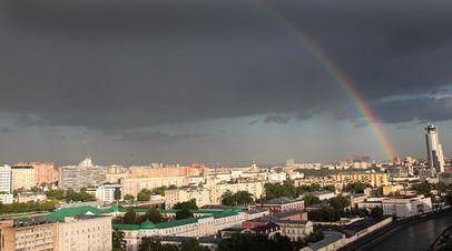«За 30 лет ливней стало больше в полтора раза»: синоптики о дождях в Москве и скором потеплении