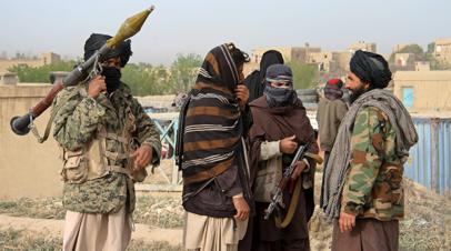 СМИ: В Афганистане убиты и ранены 14 боевиков «Талибана»