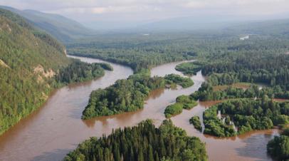 Синоптики предупредили о повышении уровня воды в реках в Приангарье