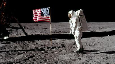 «Большие мастера самопиара»: Пенс рассказал о планах США установить присутствие на Луне в 2024 году