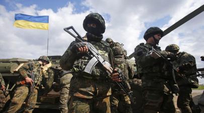 В ЛНР сообщили о размещении ВСУ миномётов близ Станицы Луганской