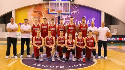 Юдин может подать в отставку с поста тренера молодёжной сборной России по баскетболу