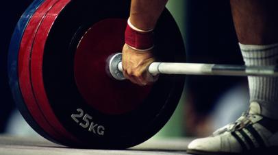 IWF продлила дисквалификацию российского тяжелоатлета Косова