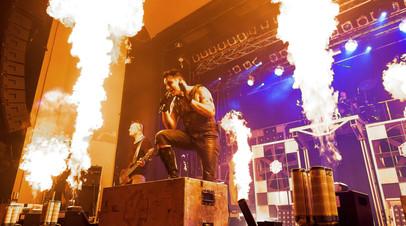 МЦК изменит график работы 29 июля из-за концерта Rammstein