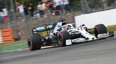 Хэмилтон выиграл квалификацию Гран-при Германии, Квят — 14-й