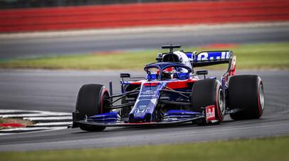 Квят едва не столкнулся с Грожаном во время квалификации Гран-при «Формулы-1» в Германии