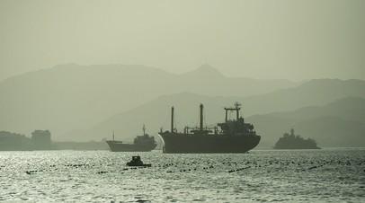 Отпущенное КНДР российское судно прибыло в Южную Корею