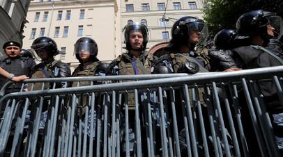5d4045bf370f2cab378b4647 - Після мітингу в Москві порушено справу про масові заворушення