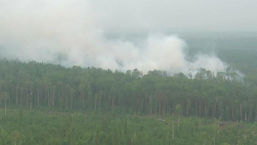 В МЧС прокомментировали предложение США о помощи в тушении пожаров