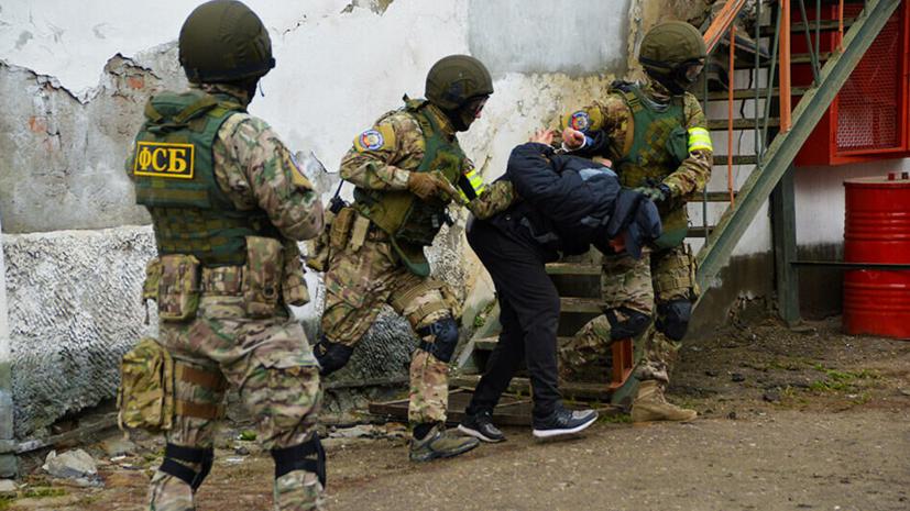 ФСБ предотвратила нападение на воинскую часть во Владимирской области