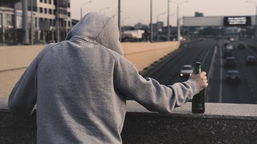 Названы регионы — лидеры по числу пациентов с алкогольной зависимостью