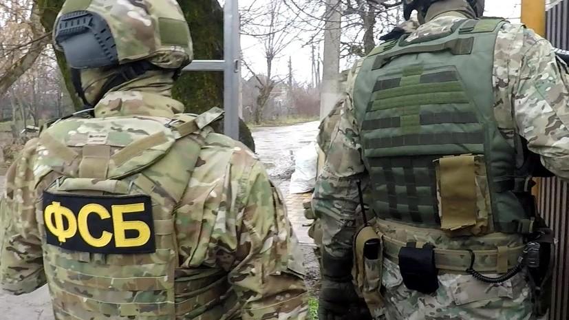 «Хотели завладеть оружием»: ФСБ предотвратила нападение на воинскую часть под Владимиром
