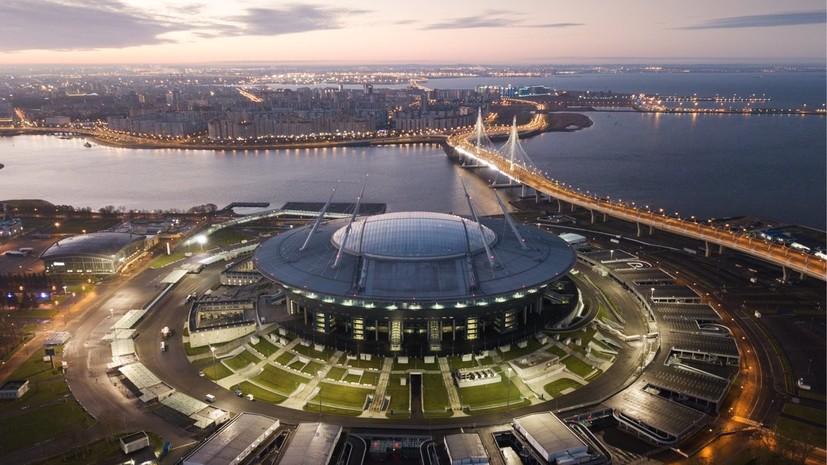 Возле стадиона «Зенита» произошла драка между фанатами и ОМОНом