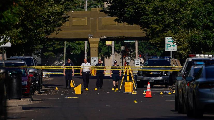 Джонсон выразил соболезнования в связи со стрельбой в Дейтоне и Эль-Пасо