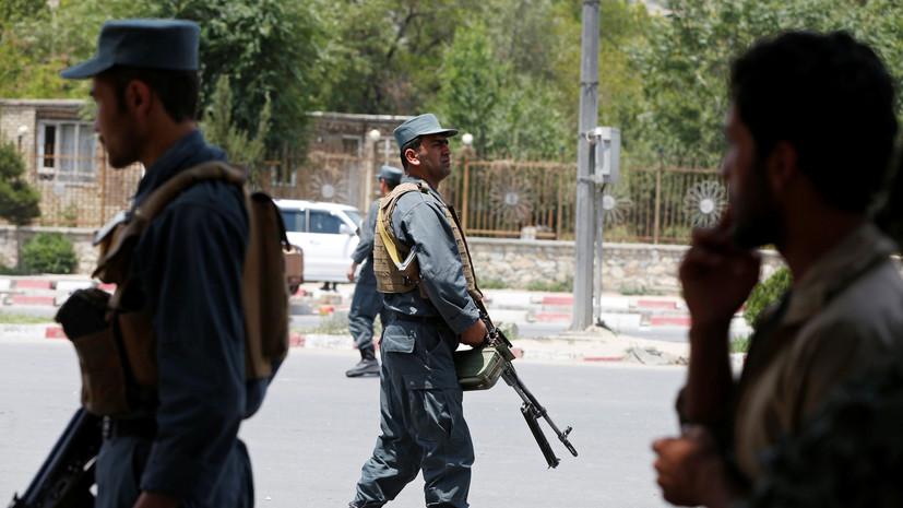 При взрыве в Кабуле погибли два человека