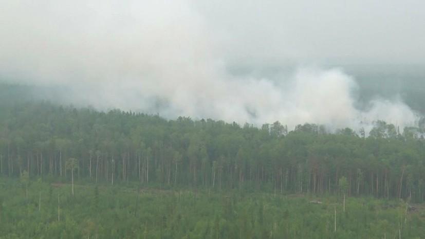 В Красноярском крае нашли пропавшего пожарного