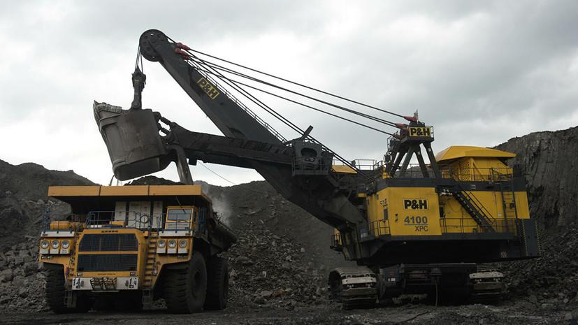 «Коммерсантъ»: поставки российского угля на Украину упали на 85%