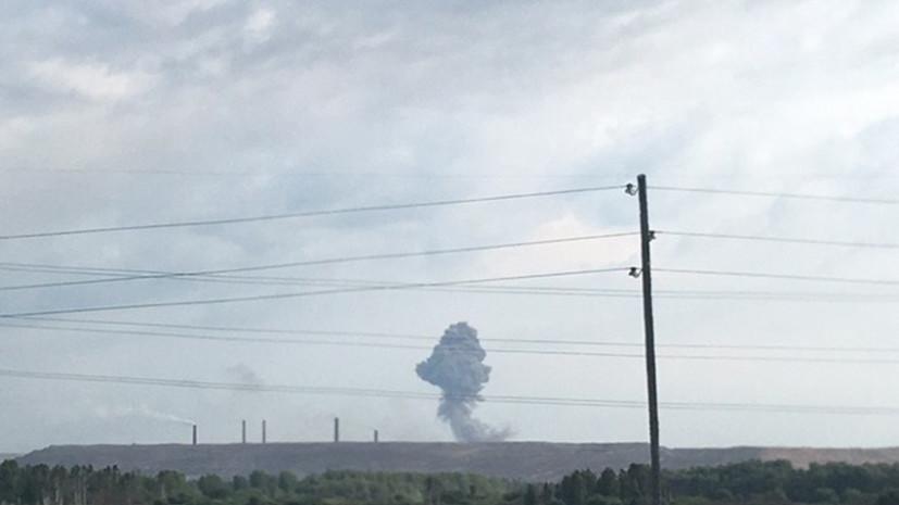 Число пострадавшихпри взрывах под Ачинском возросло до четырёх