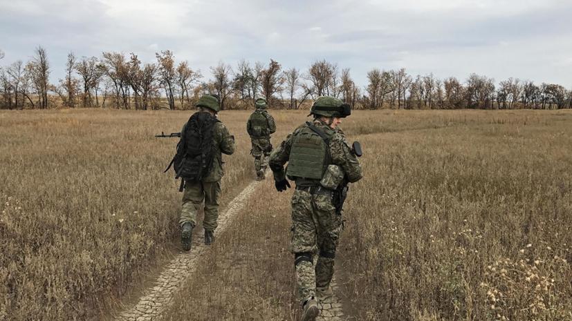 В ЛНР заявили о прибытии в Донбасс тяжёлого вооружения украинских силовиков
