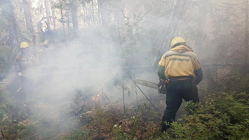 Когда земля горит под ногами: кто и как тушит пожары в Сибири