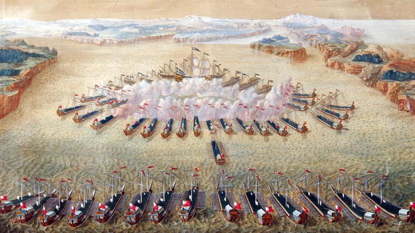 «Первая морская победа»: какую роль в истории России сыграло Гангутское сражение
