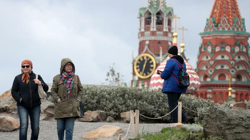 Синоптики рассказали о нестабильной погоде на неделе в Москве