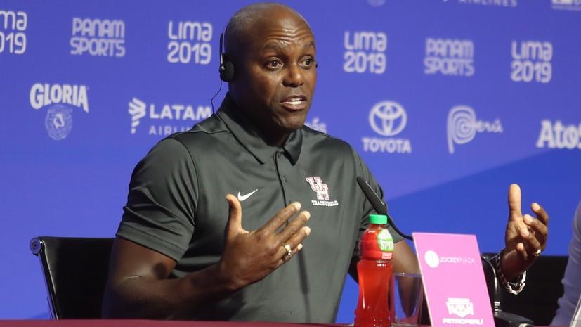 Чемпион ОИ по лёгкой атлетике Льюис раскритиковал президента США Трампа