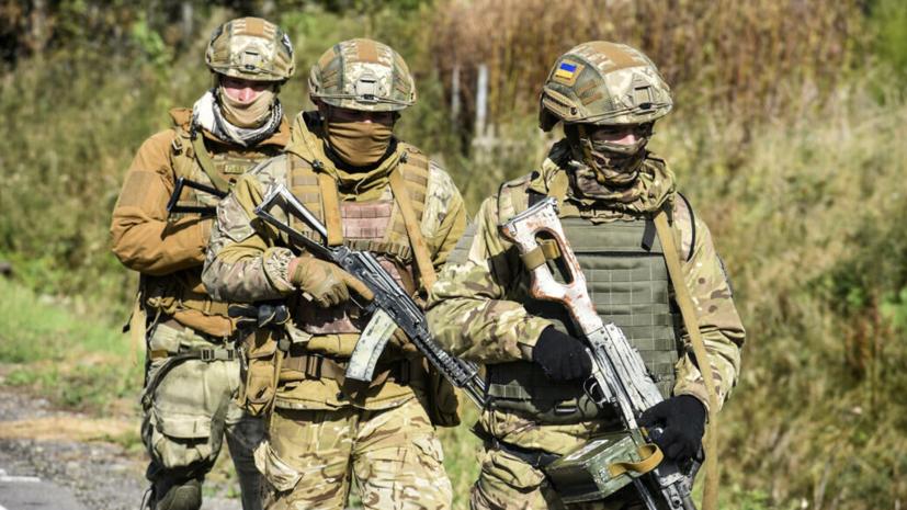 В Генштабе Украины рассказали подробности гибели военных в Донбассе