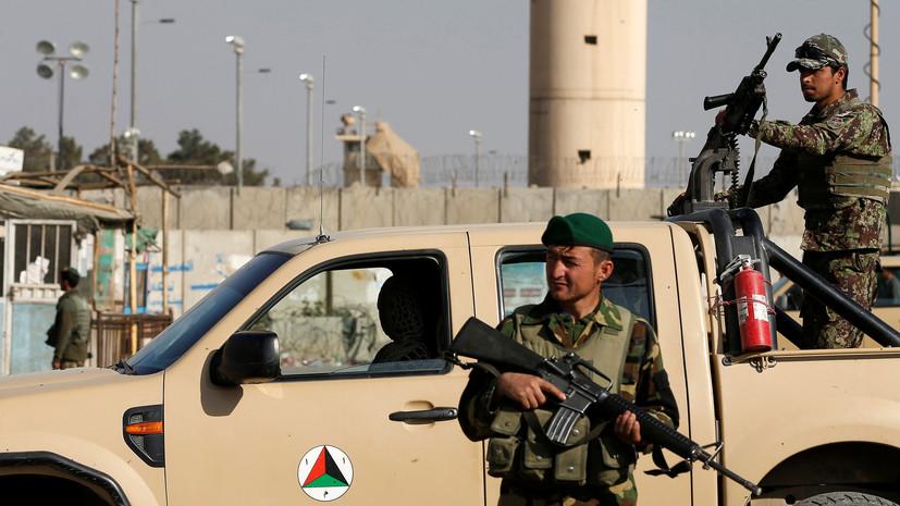 Источник подтвердил гибель шести человек при взрыве в Кабуле