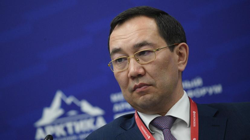В Якутии попросили у Медведева более 390 млн рублей на тушение пожаров