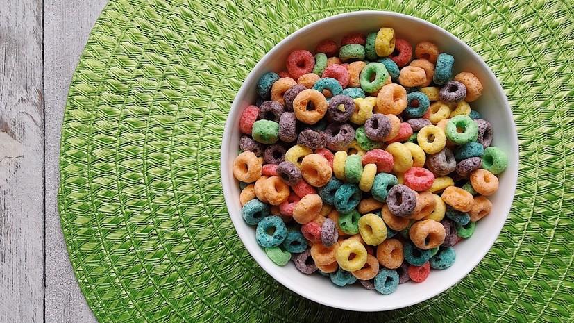 Роскачество рассказало о вреде готовых сухих завтраков