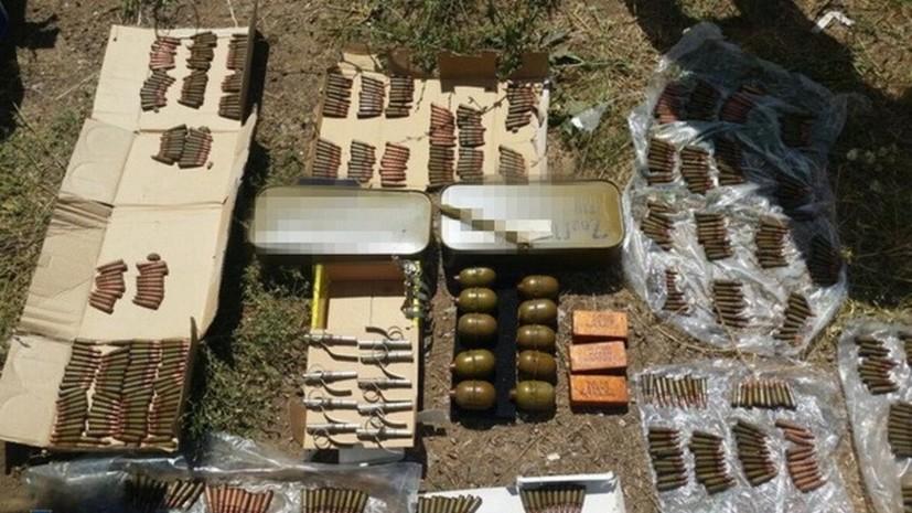 СБУ задержала пытавшихся продать оружие военных ВСУ