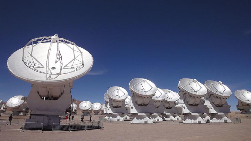В инфракрасном спектре: учёные обнаружили 39 древних галактик
