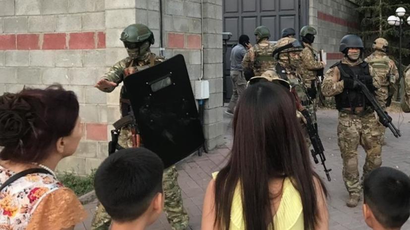 В результате штурма резиденции Атамбаева пострадали 15 человек
