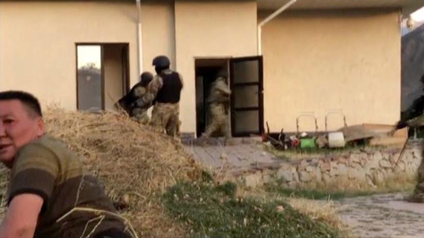 В Минздраве Киргизии оценили состояние взятых в заложники спецназовцев