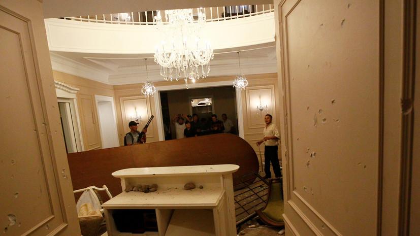 После штурма резиденции Атамбаева возбуждено шесть уголовных дел