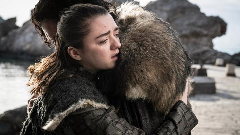 Утечка кадров: создатели «Игры престолов» покинули HBO ради Netflix