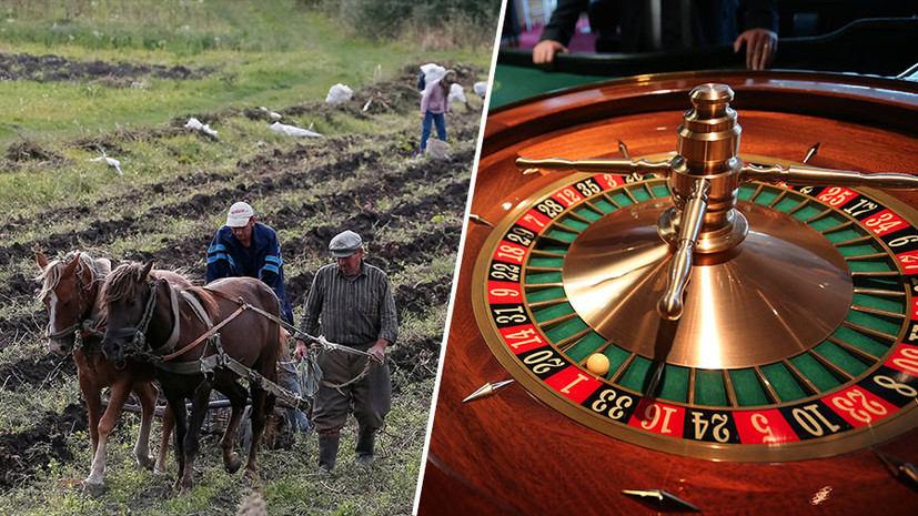 Продать землю и легализовать казино: как Зеленский хочет вывести украинскую экономику из кризиса