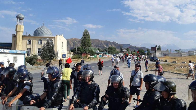 Новый штурм и новый статус Атамбаева: что происходит в Киргизии после неудачной попытки задержания экс-президента
