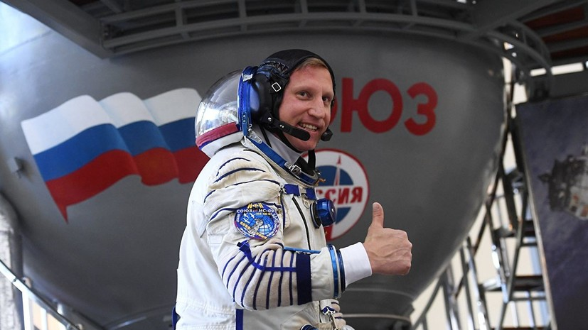 СМИ назвали размер зарплаты российских космонавтов