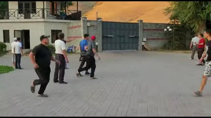 Число пострадавших во время штурма резиденции Атамбаева выросло до 98