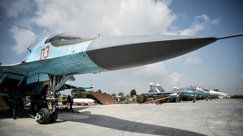 Четыре снаряда РСЗО: боевики попытались напасть на авиабазу Хмеймим в Сирии