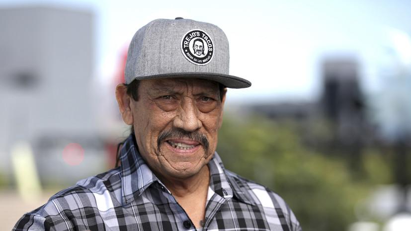 «Я и есть злобный мексиканец в татуировках»: Дэнни Трехо о тюремном сроке, однотипных ролях и своём новом фильме