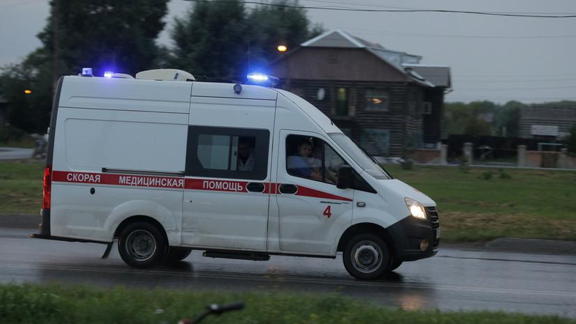 При подрыве боеприпаса под Ачинском пострадали девять человек